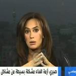 """فيديو: برنامج (الشارع الدبلوماسي) يستضيف الفنانة التونسية """"هند صبري"""" عبر قناة العربية"""