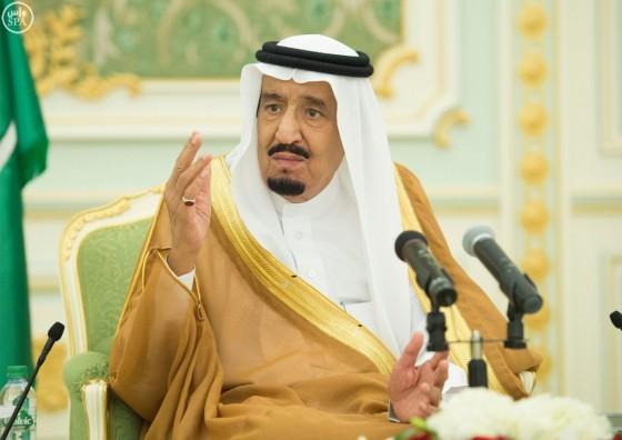 الملك سلمان بن عبدالعزيز: رحم الله من أهدى إلي عيوبي
