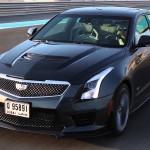 فيديو: حلقة جديدة من برنامج السيارات Q8Stig مع سيارة كاديلاك ATS-V الجديدة
