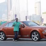 فيديو: حلقة جديدة من برنامج السيارات Q8Stig مع سيارة بنتلي Mulsanne الجديدة