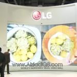 فيديو: LG تكشف عن شاشة عرض تعتبر الأنحف إطاراً في العالم