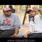 """فيديو: برنامج (Snap Lap) مع عبدالرحمن الدين يستضيف الفنان """"خالد المظفر"""" عبر تلفزيون الكويت"""