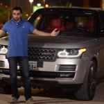 فيديو: حلقة جديدة من برنامج السيارات Q8Stig مع سيارة Range Rover Autobiography الجديدة