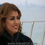 """فيديو: برنامج (شاي الضحى) يستضيف المطربة """"بسمة الكويتية"""" عبر تلفزيون الكويت"""