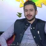 """فيديو: لقاء مع """"عبدالله المزين"""" لاعب منتخب الكويت للأسكواش عبر قناة الرياضية"""