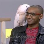 """فيديو: برنامج (شاي الضحى) يستضيف """"يعقوب الصفار"""" مربي و هاوي طيور ناطقة عبر تلفزيون الكويت"""
