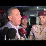 فيديو/ العربية: وزير الدفاع العراقي خالد العبيدي: سور بغداد غرضه الحماية وليس عزل المناطق