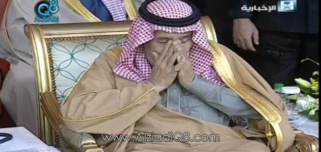 فيديو: قصيدة الرائد مشعل الحارثي وسط تأثر الملك سلمان بن عبدالعزيز في افتتاح مهرجان الجنادرية 30