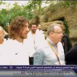 فيديو: وثائقي قصير من قناة beIN sports عن زيارة نجوم العالم إلى الكويت وحفل إفتتاح ستاد جابر