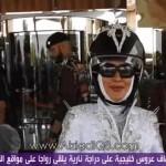 فيديو/ العربية: زفاف عروس خليجية على دراجة نارية يلقي رواجاً على مواقع التواصل الاجتماعي