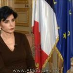 """فيديو: برنامج (نقطة نظام) مع حسن معوض يستضيف وزيرة العدل السابقة في فرنسا """"رشيدة داتي"""" عبر قناة العربية"""