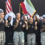 فيديو: فرقة التلفزيون تحيي احتفال « الموسيقى توحدنا » لـ السفارة الأمريكية في حديقة الشهيد