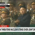 فيديو/ CNN: زعيم كوريا الشمالية يهدد بضربات نووية إن استمرت التدريبات العسكرية بين كوريا الجنوبية و أمريكا