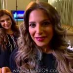 """فيديو: برنامج (تفاعلCOM) مع سارة دندراوي يستضيف """"بيبي العبدالمحسن"""" عبر قناة العربية"""
