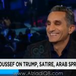 فيديو/ باسم يوسف لـ CNN: لست نادماً على برنامجي و أتمنى لو أنني اخترقت الحواجز أكثر