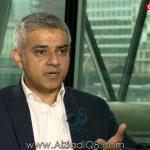 """فيديو/ عمدة لندن """"صادق خان"""" لـ CNN: نظرة ترامب و فريقه للإسلام تنم عن جهل"""