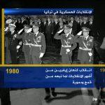 فيديو: تاريخ الإنقلابات العسكرية في تركيا