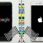 فيديو: تفوق هاتف الآيفون 7 على هاتف قوقل Pixel الجديد في إختبار السرعة