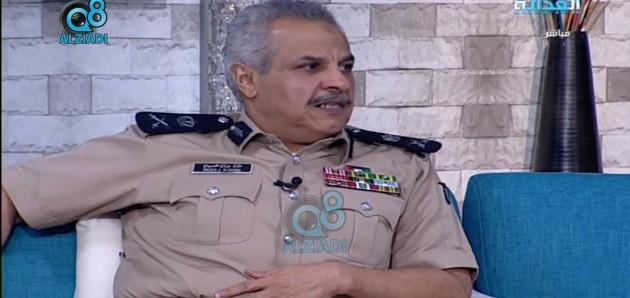 فيديو: اللواء مازن الجراح: الوزير محمد الخالد مؤيد لرأيي بإلزام فحص البصمة الوراثية لإصدار الجواز الإلكتروني