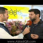 فيديو: جولة كاميرا برنامج (رايكم شباب) في مقر المحطة الإذاعية الجديدة 88.8 FM نبض الكويت