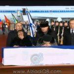فيديو/ CNN: شاهد.. نقل تابوت آندريه كارلوف من أنقرة واستقباله في موسكو