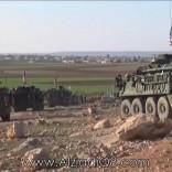 فيديو: قوات من المارينز الأمريكية تصل شمال سوريا للمشاركة بمحاربة داعش