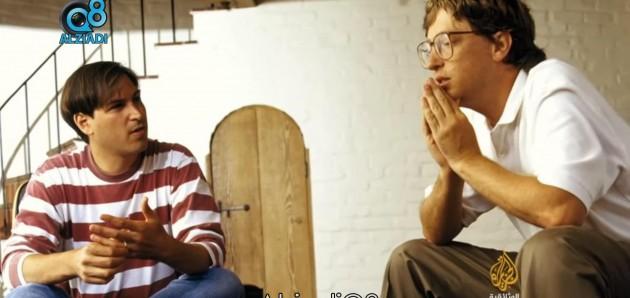 فيديو: (وجهاً لوجه.. جوبز في مواجهة غيتس) وثائقي من إنتاج قناة الجزيرة
