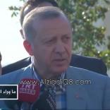 فيديو: تصريح الرئيس التركي أردوغان: مطالبتهم بسحب الجنود الأتراك من قطر تعتبر قلة إحترام لتركيا