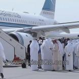 فيديو: لحظة وصول جثمان الراحل عبدالحسين عبدالرضا إلى مطار الكويت