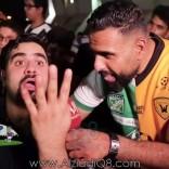 فيديو: جولة كاميرا برنامج (وراهم وراهم شو) مع جمهور مباراة القادسية و العربي 15-9-2017