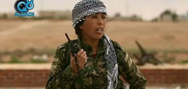 فيديو: BBC: المرأة التي هزمت المئات من مسلحي تنظيم الدولة