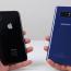 فيديو: مقارنة شاملة بين هاتفي جالاكسي نوت 8 والآيفون X الجديد